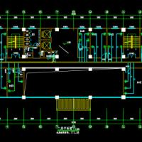 七层框架办公楼电气毕业设计图图