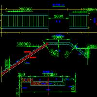 水利工程堤防工程河堤设计图纸