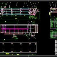DU7.8/1300水平橡胶带式真空过滤机