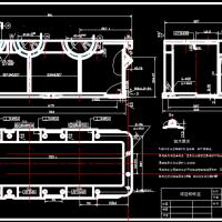 双级展开式圆柱齿轮减速器机械设计课程设计