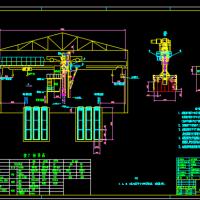 16T夹钳吊CAD总图