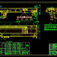 16吨X37.2米电磁挂梁