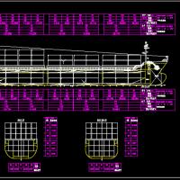 5700T集装箱装载图
