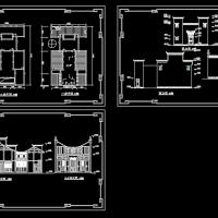 培德堂古建设计图纸