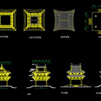 圣母殿施工图
