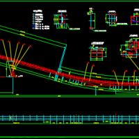 B=1200带式输送机装配图