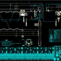 LD-A型电动单梁起重机