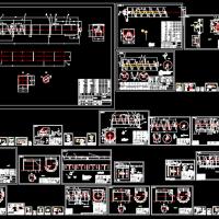 LS630螺旋输送机全套制作图