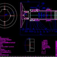 Yg-1-1A-00-液压缸总图