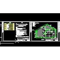 小广场绿化工程景观设计图纸