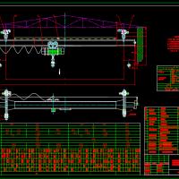 电动悬挂式起重机--0.5~2t LX电悬有端