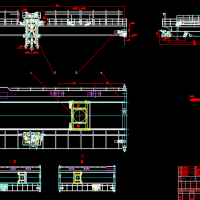 电解多功能机组设计图纸