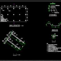 边坡支护工程挂网喷锚设计图