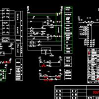 光伏发电20kV配电房设计图纸