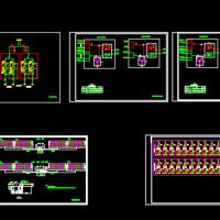 光伏排布加系统详细图纸