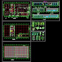 五菱汽车4S店建筑详细设计图