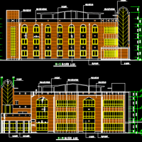 三层六班幼儿园建筑结构全套(含工程量计算)