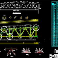 21m跨度钢结构厂房钢课程设计(含计算书)