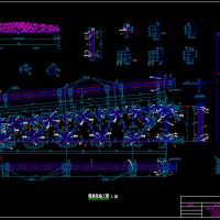 30m钢屋架课程设计图
