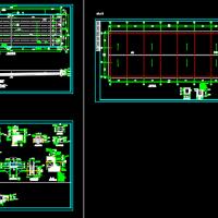 50MX16M标准游泳池建筑(详图全)