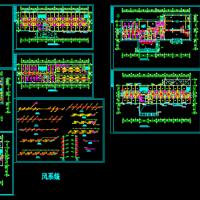 某酒店中央空调施工图