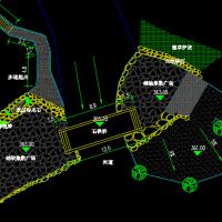 景区步道工程修建性详细规划设计平面图