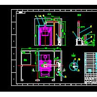 转运站压缩设备设计施工图
