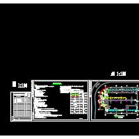 垃圾压缩站和垃圾收集站给排水设计图