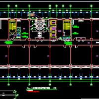河北某地20层商业办公楼暖通设计图(通风排烟)
