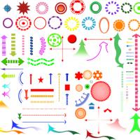 经典规划分析图标PSD文件