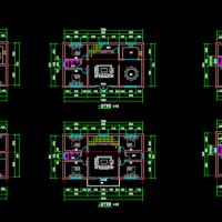15X8两层农村自建房平面方案图