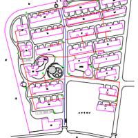 某小区绿化区灌溉喷灌设计施工图