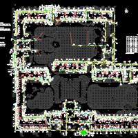 某居住区室外雨污水排水设计图纸(详图详细)