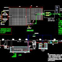 雨水回收利用设计图(含说明)