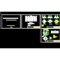 雨水井、污水井、雨水口、管道连接CAD图(设计经典)