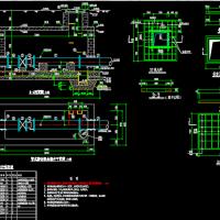 管式静态混合器井CAD设计详图