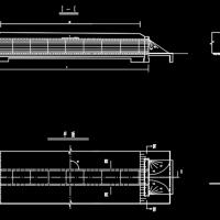 山西原平某高速公中圆管涵设计图纸