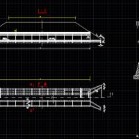河南焦作某高速公路盖板涵设计图
