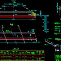 高速公路高填土盖板箱涵设计图