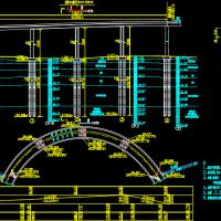 南方某高速公路匝道桥全套详细设计图纸