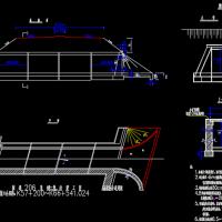 某高速公路涵洞设计图纸(圆管涵、盖板涵)