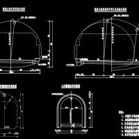 隧道电气和自控施工图