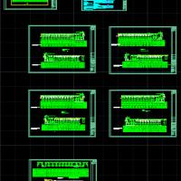 星级酒店供配电系统图