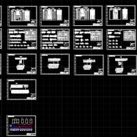 PLC控制柜布线图及接线图