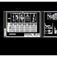 某配电工程80KVA箱变电气设计施工图纸