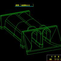公路工程石拱涵洞设计CAD图集