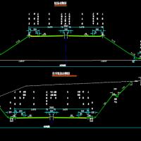 精选65套土木工程优秀公路桥梁隧道毕业设计资料(图纸+计算书+说明)