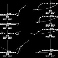33m宽双向6车道高速公路路基路面毕业设计图(计算书|工程量清单|图纸)