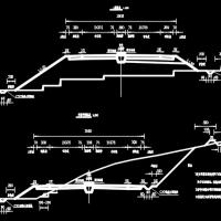 1.40km路基宽度26米一级公路路基路面毕业设计(含计算书)