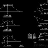 路基宽10米二级公路毕业设计(计算书|概预算表格全长3134.011米)